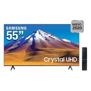 "Televisor Samsung Crystal 4K UHD Smart TV 55"" TU6900"