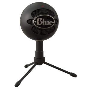 Micrófono Blue Snowball ICE USB Streaming Profesional Black