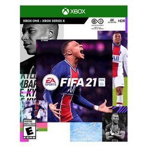 Juego Xbox One FIFA 21