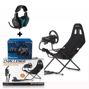 Combo Playseat 2020 + G29+ Headseat G432