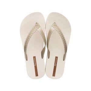 Sandalias de Playa Ipanema Mujer 2Ipb62 Beige/Oro