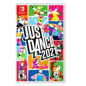 Juego Nintendo Switch Just Dance 2021