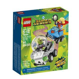 Mighty Micros: Supergirl vs Brainiac 76094 LEGO  Super Heroes