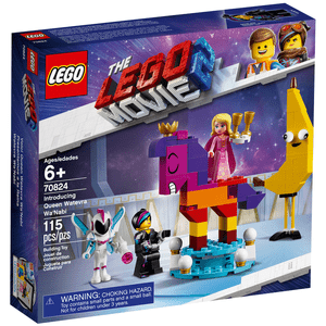 Presentamos a La Reina Watevra Wa´Nabi 70824 LEGO Movie2