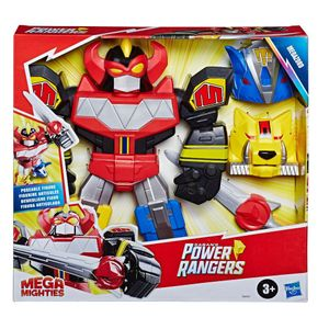 Muñeco Power Rangers Pr L&S Mega Mighties Zord