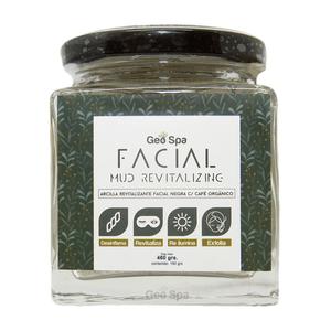 Mascarilla facial Geo Spa Facial Mud Revitalizing 150grs