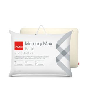 Almohada Memory Max Light 68x48 Cm