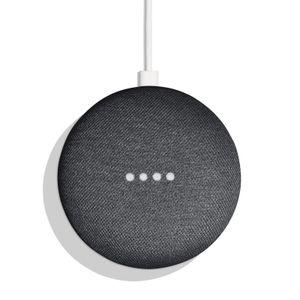 Parlante Asistente Inteligente Google Home Mini Charcoal