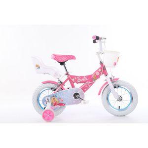 "Bicicleta Monark  Barbie Fintastic 12"" Rosado"