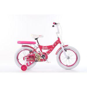 "Bicicleta Monark  Barbie Leader 16"" Fucsia"