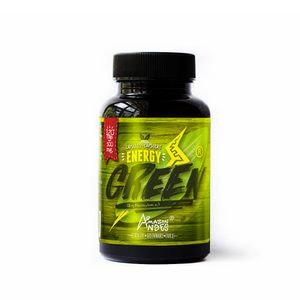 Hoja de Coca Energy Geen en Cápsulas de 100x500 mg