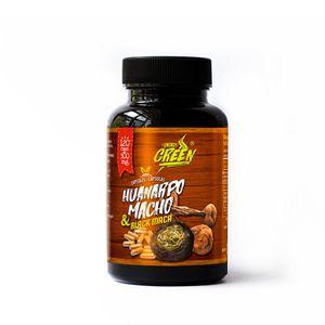 Maca Negra y Huanarpo Macho Amazon Andes en Cápsulas 120x500 mg
