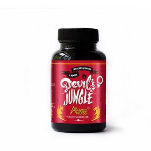 Devils Jungle Mujer Amazon Andes en Cápsulas 100x350 mg