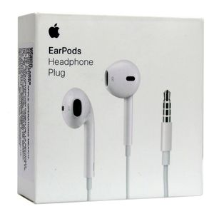 Earpods Audífonos IPhone 5 6s Original  Blanco