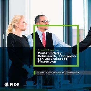 Diplomado Contabilidad y Relación de la Empresa con las Entidades Financieras