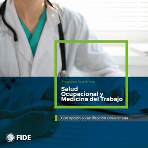 Diplomado Salud Ocupacional y Medicina del Trabajo