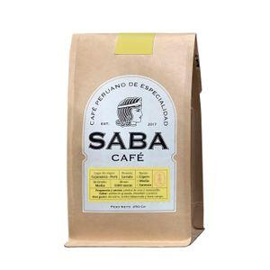 Café Saba Origen Cajamarca Molienda Media