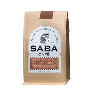 Café Saba Origen Villa Rica Molienda Media