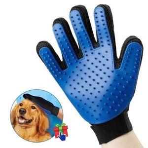 Guante para el Cuidado del Pelo de Mascotas