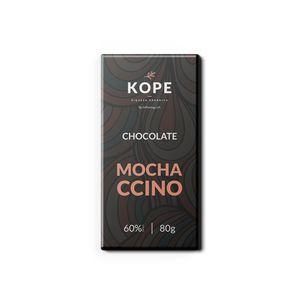 Chocolate Kope Organic Mochaccino 80gr.