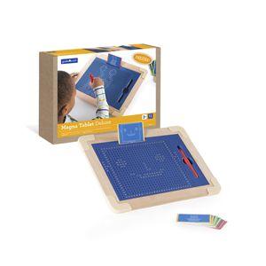 Juguete Pizarra Magnética Magna Tablet Deluxe Guidecraft