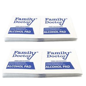 Pad Family Doctor Pañitos Desinfectante con Alcohol x 50un