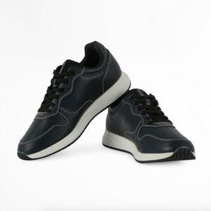 Zapatos Casuales Malabar Hombre Czorro  511419 Azul