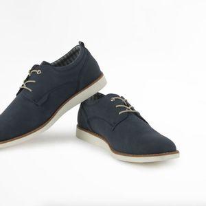 Zapatos Casuales Guy Laroche Hombre Mp-36701 Azul