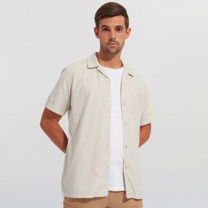 Camisa Rayon Blanco