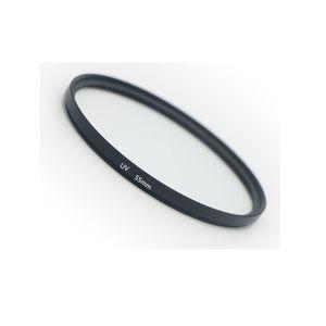 Filtro UV para Lente Fotográfico 55 mm