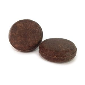 Shampoo Sólido Bitoka para Cabellos Secos Maltratados Teñidos de Rosa Hibisco y Miel