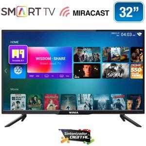 Televisor WINIA LED 32'' HD Smart Tv L32V750BASW