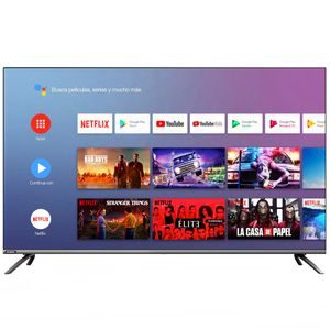 """Televisor HYUNDAI LED 50"""" UHD 4K Smart Tv HYLED5015A4KM"""