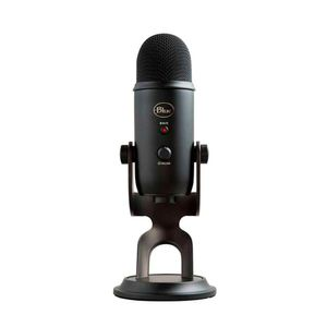 Microfono Blue Yeti USB Blackout