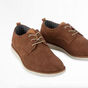 Zapatos Casuales Guy Laroche Hombre Mp-36701 Marrón