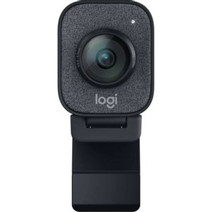 Cámara Logitech Streamcam Plus Full HD Black