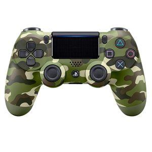 Mando Dualshock 4 para PS4   Camuflado Verde