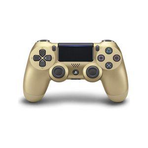 Mando Dualshock 4 para PS4 Dorado