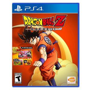Juego Ps4 Dragon Ball Z Kakarot + DLC