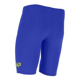Traje de Baño Phelps Comp Jammer Solid Azul para Hombre