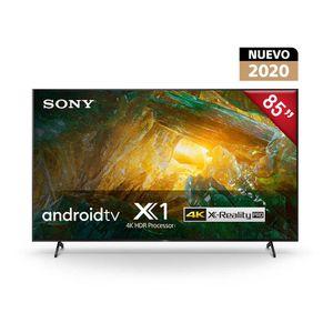 "Televisor 4k Full HD Smart TV 85"" XBR-85X805H"