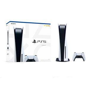 Consola PlayStation 5 con Lector de Disco