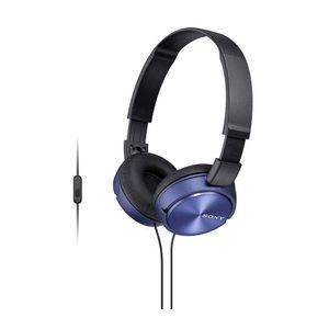 Sony Audífonos Plegables Azul MDRZX310APLCUC