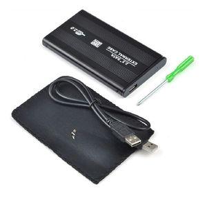 Case Disco Duro Externo Sata 2.5 Pulgadas USB 2.0 para Laptop