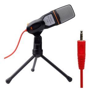 Micrófono Condensador Sf 666 Semi Profesional Youtube Skype