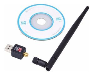 Antena Wifi Wireless USB 2.0 802.11n Inalambrico