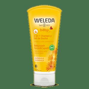 Caléndula Champú y Gel de Ducha Weleda 200 ml