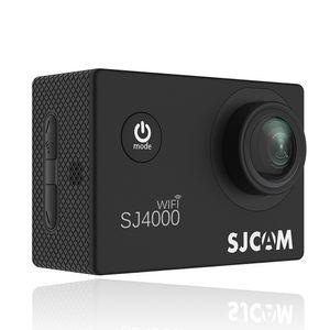 Cámara de Acción SJCAM WIFI SJ4000 Negro