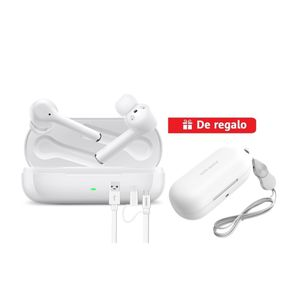 Audífonos Huawei Freebuds 3i Blanco + Cover + Two-in-one Data Cable White