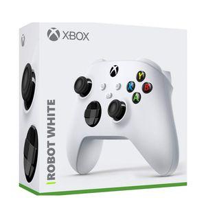 Mando Xbox Wireless Blanco Xbox Serie X, One, One S y Windows 10